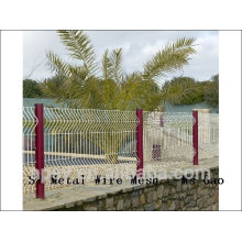 welded fence net