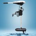 Hangkai 55lbs 12V impulso elétrico do motor de popa barco Motor
