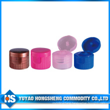 20 410 Colored Flip Top Cap for Makeup Packaging