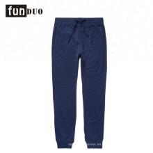 Pantalones de pijama de material suave de algodón Pima hombres