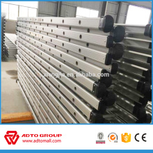 Escalera industrial, escalera de aluminio barata, escalera de un solo poste