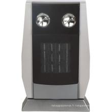 Chauffe-ventilateur de table (WLS-911)