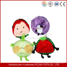fruit and vegetable plush toys cabbage