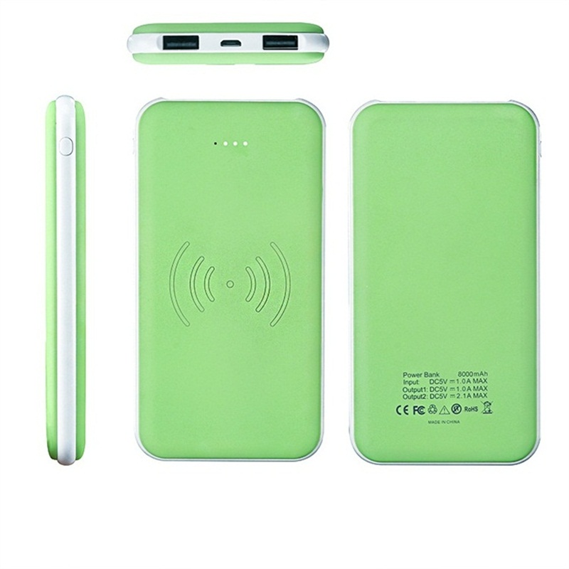 New Technologies Mobile Phone Wireless Power Bank
