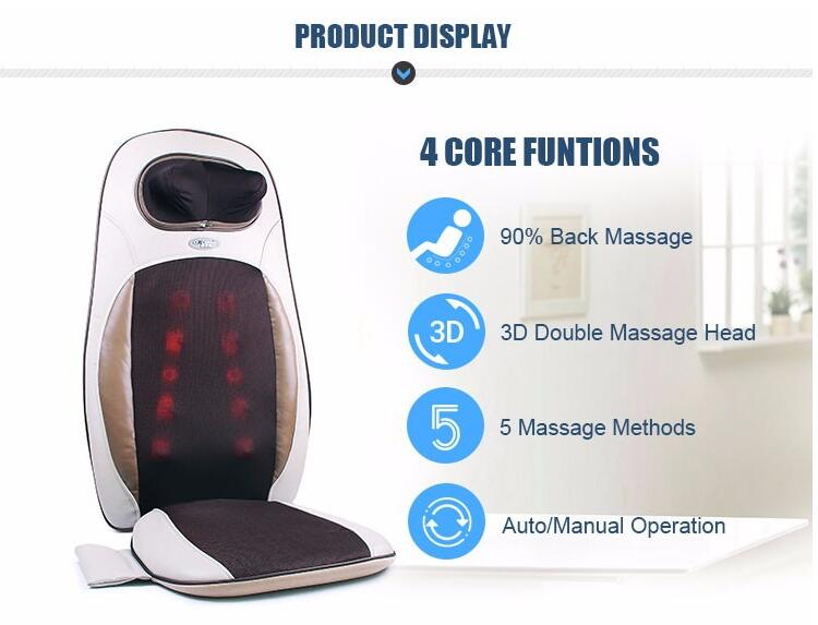 Back Buttocks Massage Cushion