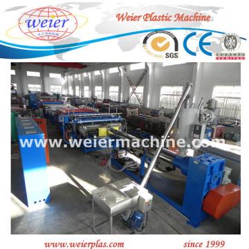 ПП листа PE полая пластмасса Производство станков (1200-2400мм)