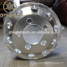 forged coaster aluminum mini bus wheel 16x5.5, van bus wheel rims                                                                         Quality Choice