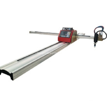 Flame plasma metal sheet cutting machine