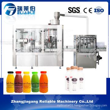 Aseptic Hot Fresh Juice Filling Equipment Price