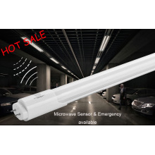 9W 600mm T8 LED Tube dengan Sensor Radar