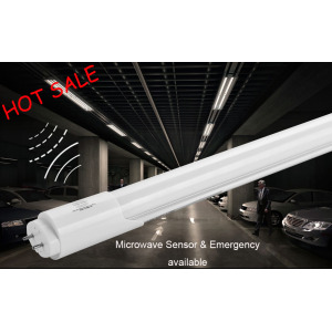 Rura LED 4Ft T8 Cool White Motion Sensor