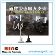 Soporte magnético universal multifunción para teléfono móvil con ventosa
