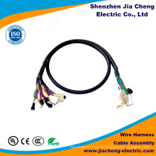 Montagem do cabo do conector do RF do ISO Fábrica de Shenzhen