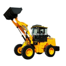 Hydraulic Loader, Mini Wheel Hydraulic Loader (LW280)