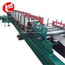 Rollo de marco de puerta de acero ajustable que forma la máquina