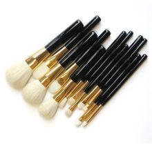 Ensemble de brosse cosmétique 12PCS pour la puissance, blush Eye Shadow Eyeliner Makeup