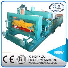 Máquina Formadora de Telha Esmaltada de Painel Colorido