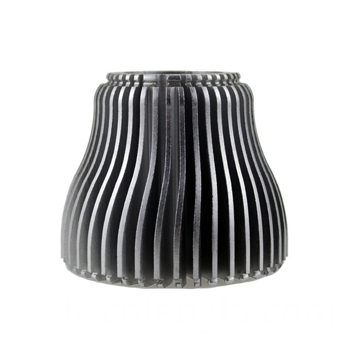 High quality aluminum alloy lamp housing