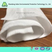 Fieltro de guata de fibra de polipropileno no tejido respirable
