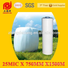 PE Silage Bale Wapping Stretch Wrap Film for Agriculture Use