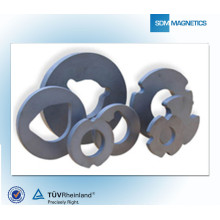 Sintered ring Ferrite magnet
