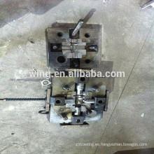 ningbo aluminium molding and stamping 3d mold design