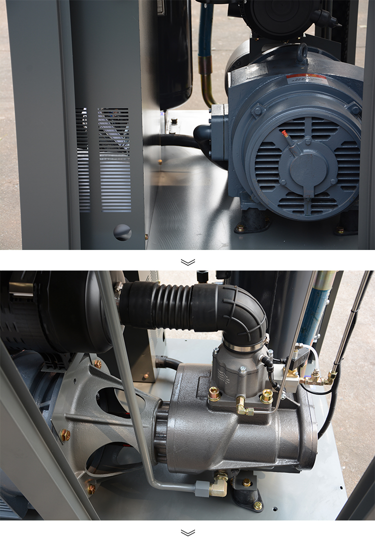 22kw Screw Compressor Motor