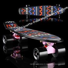Skateboard avec Griptape Design (YVP-2206-4)