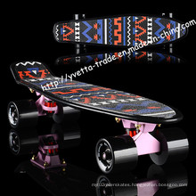 Skateboard with Griptape Design (YVP-2206-4)