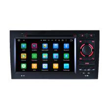 Автомобильный GPS-навигатор Hl-8745 для Android 5.1 для автомобильной аудиосистемы Audi A4 / S4 / RS4 с GPS-навигатором 3G WiFi