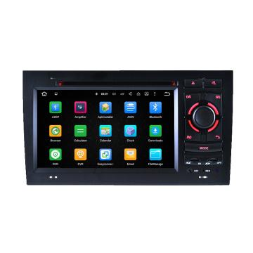 Venta caliente Hl-8745 Android 5.1 coche DVD GPS para Audi A4 / S4 / RS4 en el coche de coches con la navegación 3G WiFi GPS