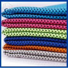 Hot Sale Ice Cold Cooling Towel for Summer (QHDE55676)