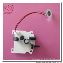 13.8mm 162kHz Ultrasonic Humidifier Parts Ultrasonic Atomization Piece