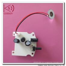 Peças de umidificador ultra-sônico de 13,8 mm 162kHz Peças de atomização ultra-sônica