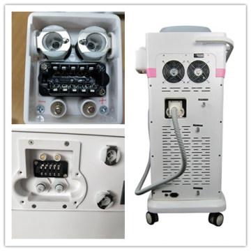máquina de belleza láser eliminación de vello conector de pieza de mano para la venta
