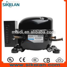 DC Compressor- QDZH25G 12V/24V Refrigerator Compressor, freezer/fridge compressor, Solar/Battery compressor,R134A Compressor
