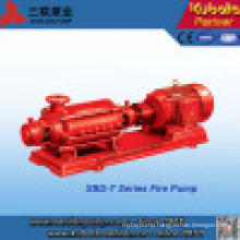 Sanlian Horizontal Multistage Fire Water Pump with CE