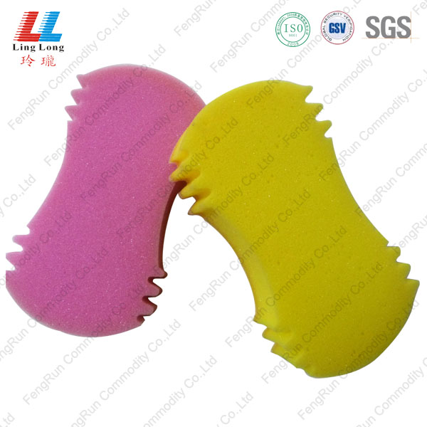 shinning cleaning sponge