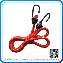 Round Durable Elastic String Bungee Cord Gift Item for Airport