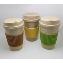 (BC-C1040) Fashionable Design Bamboo Fibre Coffee Cup