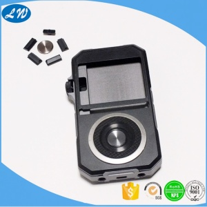 OEM CNC machining MP3 player aluminium case