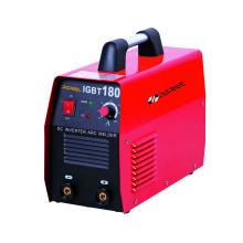 Popwed máquina de soldadura de alumínio de IGBT 180 Poder de entrada avaliado 6.5 (KVA) Máquina de soldadura de alta freqüência