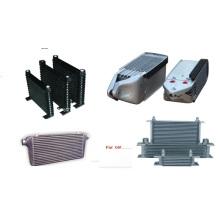 Aluminium-Ölkühler für Kraftfahrzeuge und Motorräder