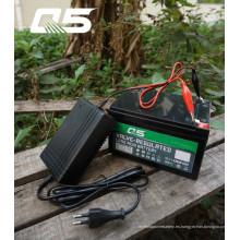 12V1.3A Batería de ácido de plomo de goteo automática Cargador de batería de almacenamiento