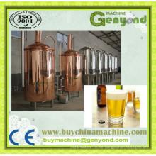 Volle automatische Bier-Produktionslinie