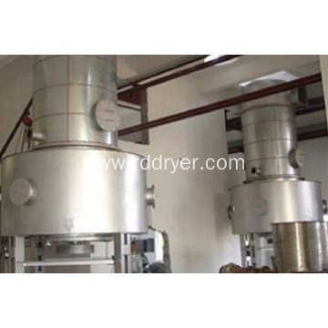 Spin flash dryer for pesticide/germicide/insecticide