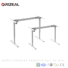 Orizeal stand up office desk electric height adjustable desk Exclusive offer(OZ-ODKS051D)