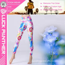 Gym Clothing OEM High Quality Fitness Polyester Spandex Women Leggings