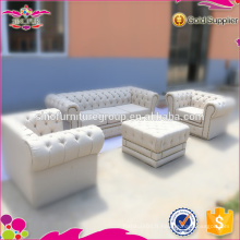 Hot Sale Furniture Sofa Qingdao Sinofur Chesterfield Sofa