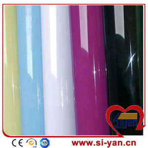 Solid color Pvc decorative furniture foil